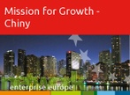 Missions for Growth - Chiny